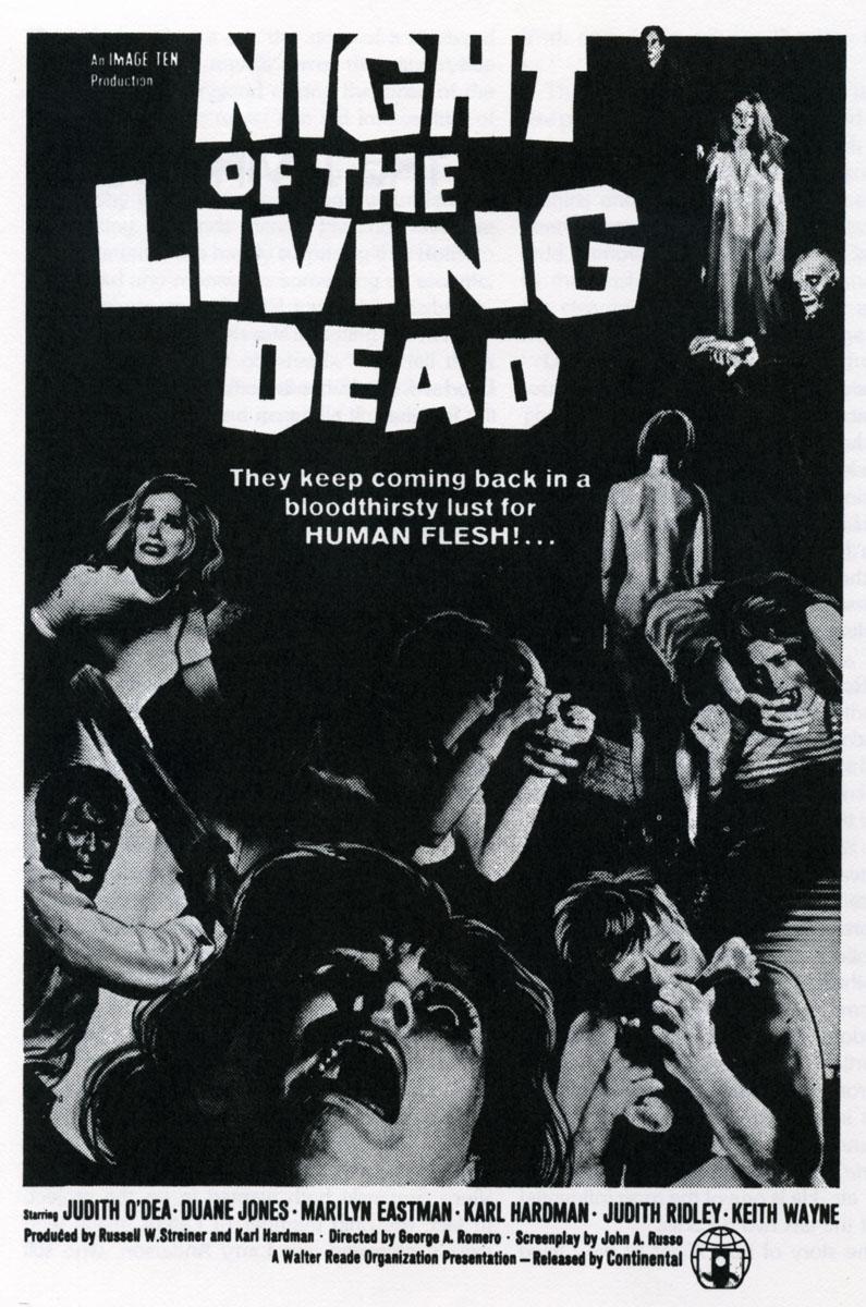 the night of the living dead a noite dos mortos vivos 1968