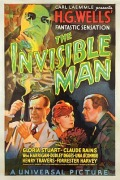 The Invisible Man one-sheet poster